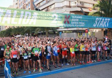 La Diputación convierte la 'III Gran Carrera del Mediterráneo' en una media maratón homologada