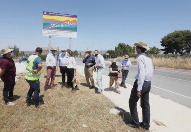 """Carlos Mazón: """"El Plan Catí potenciará el turismo de interior, deportivo y ambiental de toda la provincia"""""""
