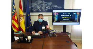 El Ayuntamiento de Villena invertirá  55.882 euros para ayudar a la artesanía festera y los pubs