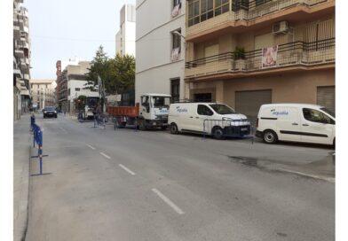 Inicio de la construcción de una Estación de Bombeo en la calle Férriz para aumentar la evacuación de aguas residuales