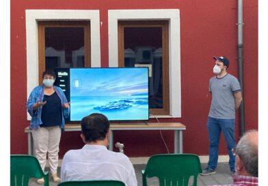 Turismo presenta al sector profesional y cultural de la ciudad los nuevos vídeos promocionales