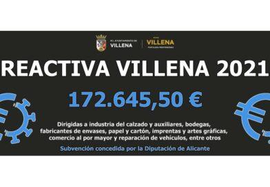El Ayuntamiento lanza el plan de ayuda a la industria y el comercio al por mayor 'Reactiva 21' dotado con 172.000 euros